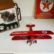 Wings of Texaco - Avion WACO Straightwing AS0