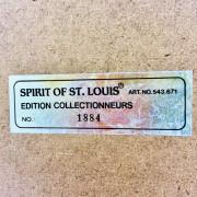 Juke Box Nescafe Brasero Spirit Of Saint Louis