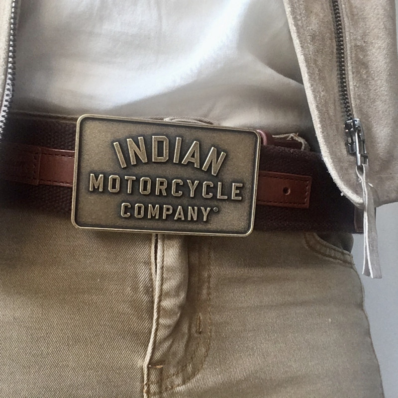 Ceinture Indian Motorcycle Cie 2016