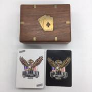 Jeu de cartes Harley Davidson Collector TOLEDO- OHIO