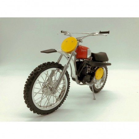 STEVE MC QUEEN - PROTOTYPE MOTO MINIATURE