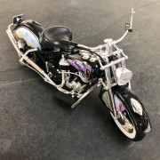 MOTO INDIAN - CHIEF 348 - Collector Guiloy - Echelle 1:10