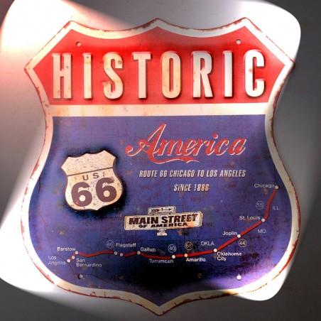 HISTORIC ROUTE 66 AMERICA