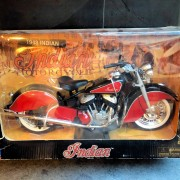1948 INDIAN CHIEF 1:6 BLACK & RED