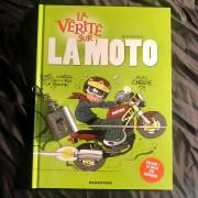 LOT ROUTE 66 STORE : Bande Dessinée La Vérité sur la Moto