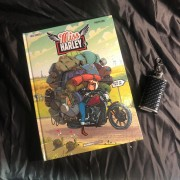 LOT ROUTE 66 STORE : Bande Dessinée Miss Harley 2