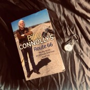 LOT ROUTE 66 STORE : Livre Billy Connoly
