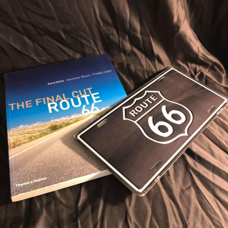 LOT ROUTE 66 STORE : Livre Final Cut