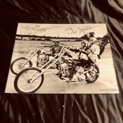 LOT ROUTE 66 STORE : Synopsys Easy Rider Photo Signee