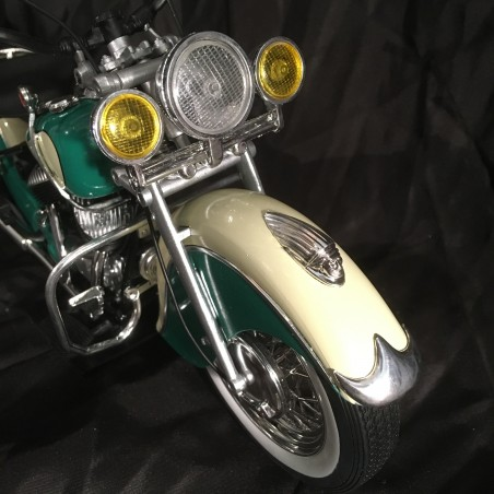 INDIAN CHIEF 1948 NEW RAY 1:6