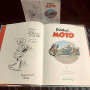 LOT ROUTE 66 STORE : Bande Dessinée Les Fondus de Moto