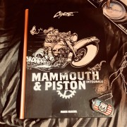 LOT ROUTE 66 STORE : Bande Dessinée Mammouth & Piston