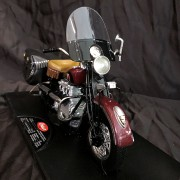 Indian Motorcycle 442 – avec sacoches