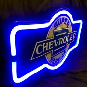 CHEVROLET - LAMPE LED NEON