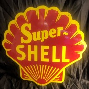 SHELL - PLAQUE EMAILLEE