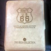 ROUTE 66 COMMEMORATIVE - COFFRET COLLECTOR MONTRE