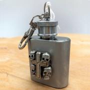 Flasque Skull & Croix