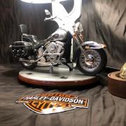 KING AMERICA - LAMPE HARLEY DAVIDSON - Heritage Softail