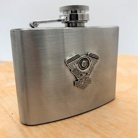 Flasque Inox Twin Motor