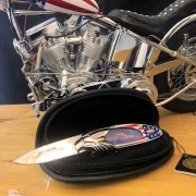 EASY RIDER - HARLEY DAVIDSON - FRANKLIN MINT - COUTEAU CAPTAIN AMERICA