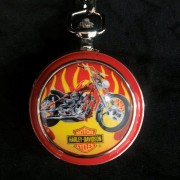 EASY RIDER - HARLEY DAVIDSON - FRANKLIN MINT - Billy Bike Pochet Watch