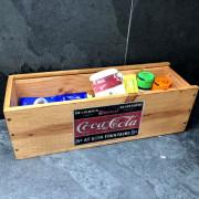 Boite Rangement Coca Cola