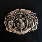 Boucle Ceinture Grand Modèle - Country - Live To Ride - Ride To Live