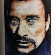 JOHNNY HALLYDAY - Mug série limitée