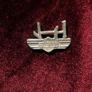 Johnny Hallyday - Pins JH Original en etain
