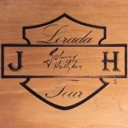 COFFRET VINTAGE - JOHNNY HALLYDAY - LORADA TOUR