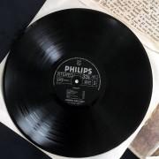Johnny Hallyday - Hamlet - Disque Vinyl Edition Originale
