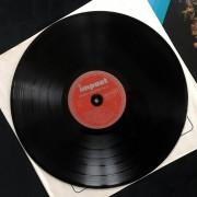 Johnny Hallyday - Volume 5 - Disque Vinyl Edition Originale