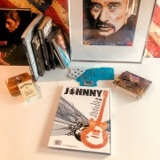JOHNNY HALLYDAY - Bande Dessinée Volume 1 - Cordes Sensibles