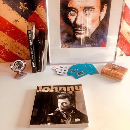 JOHNNY HALLYDAY - Livre - Les Années Sixties