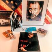 JOHNNY HALLYDAY - Livre - Photos de Tony Franck