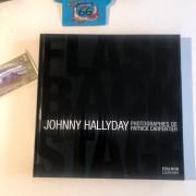 JOHNNY HALLYDAY - Livre - Photos de Patrick Carpentier