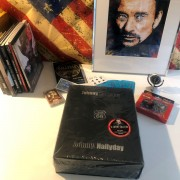JOHNNY HALLYDAY - Coffret Collector Route 66 Tour