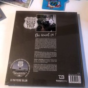 JOHNNY HALLYDAY - Livre Road Trip