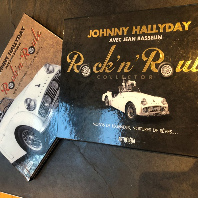 JOHNNY HALLYDAY - Coffret Collector - Rock'n'Roule 2 !