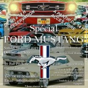 INSCRIPTION CONCOURS - MUSTANG DAY