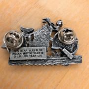 Pins Vintage Indian Moto Collector