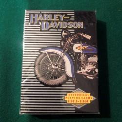 DUO HARLEY DAVIDSON - CARTES A JOUER