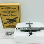 Wings Of Texaco - Avion SPOKANE SUN-GOD 1929 Sesquiplane