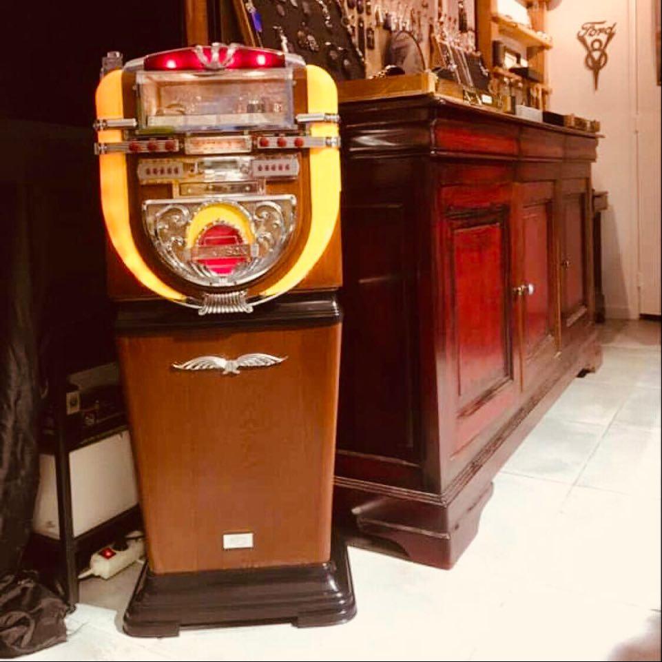 Juke Box de Colelction Spirit of Saint Louis