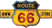 Logo Route66.Store